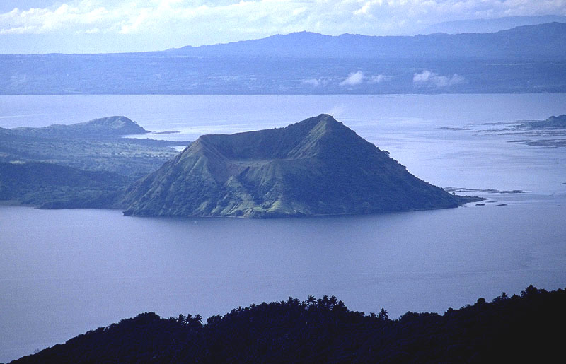 Increasing carbon dioxide emissions at Taal cause concern | Big Think