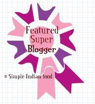 SUPER BLOGGER AWARD