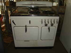DC Finds The Best Of DCs Craigs List Chambers Stove And Other Vintage Stoves