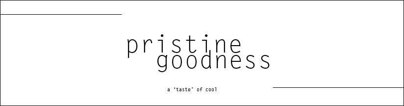 Pristine Goodness