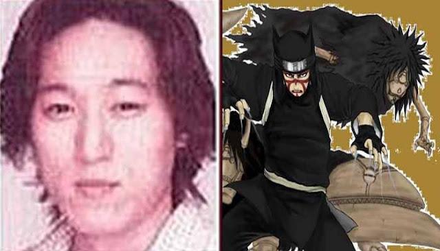 Yasuyuki Kase - Kankuro