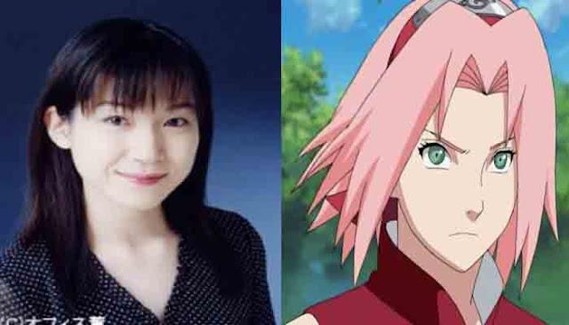 Chie Nakamura - Sakura Haruno