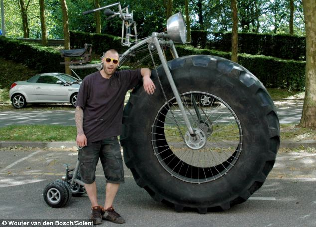 Monster Bike