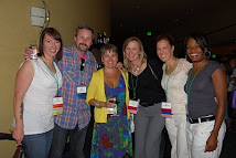 Jackie, Matt, Janine, Michelle D, Michele, and Kim