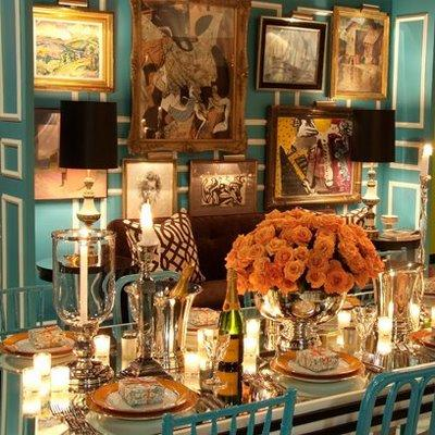 Gilded Mint: Chanel & Florence & The Machine