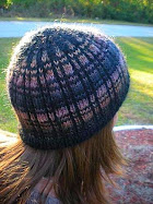 Autumn Lattice Beanie