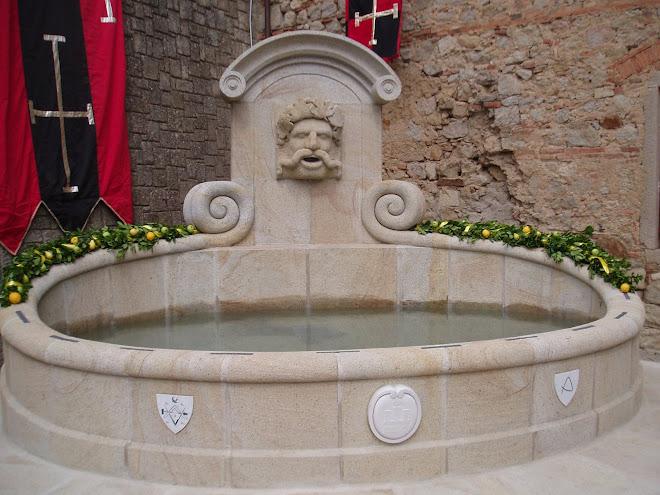 Fontaine Monumentale en Toscane