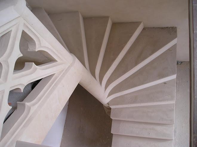 Un autre escalier...