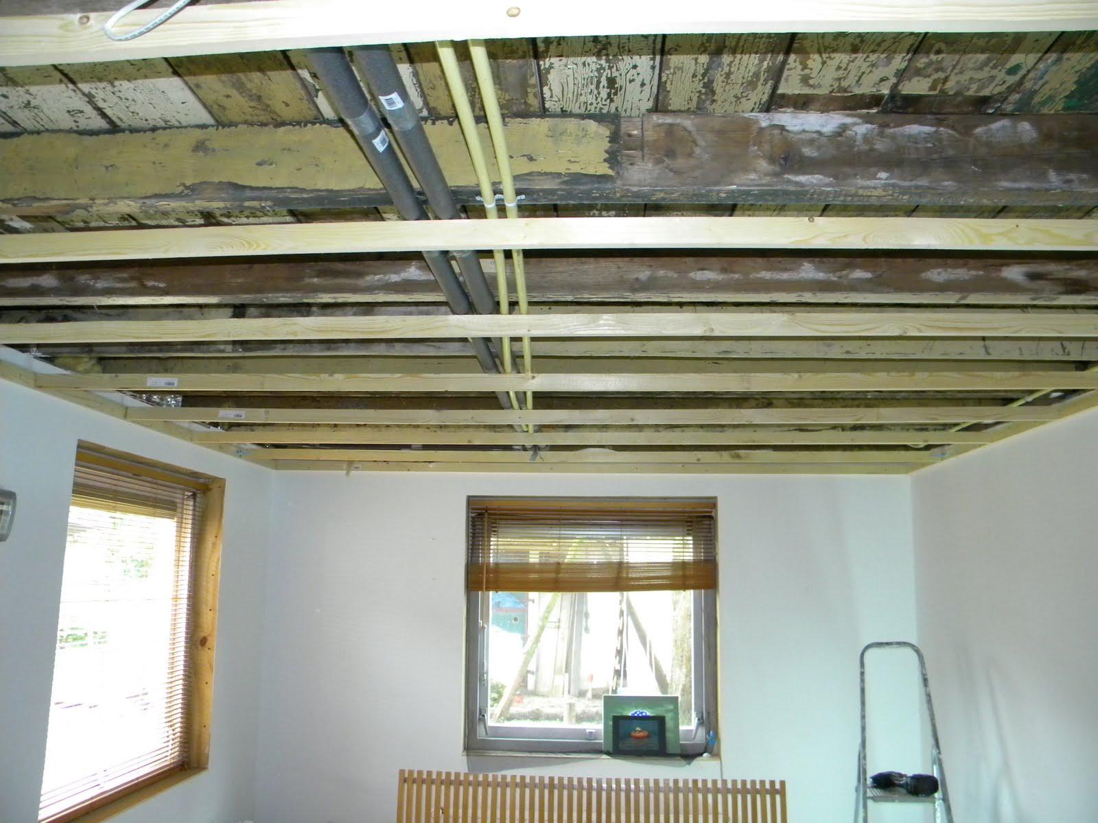 millingen a/d rijn klussen & wonen: nog meer plafond logeerkamer, Deco ideeën
