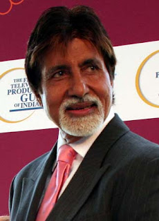 Big B honored with Lifetime Achievement Award