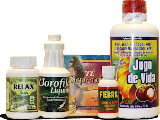 laboratorios productos naturales: