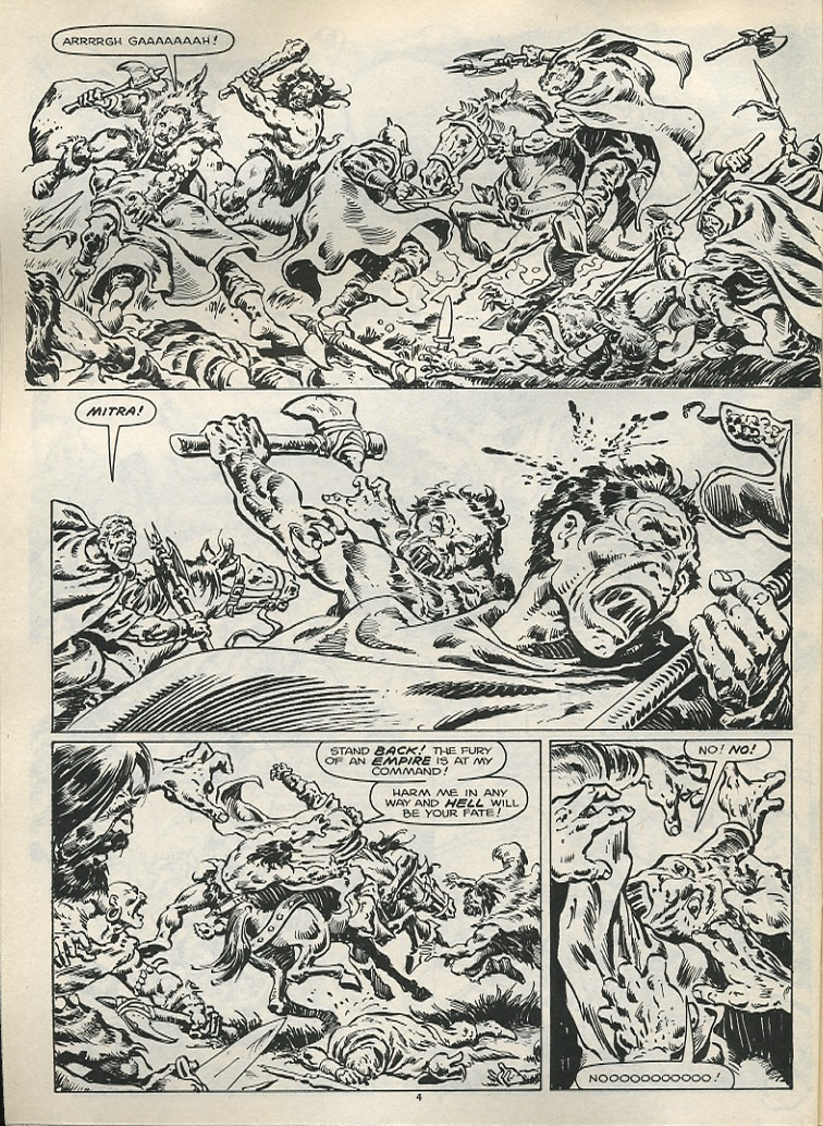 The Savage Sword Of Conan Issue #178 #179 - English 6