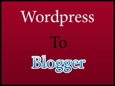 Wordpress+to+Blogger Converting Wordpress themes to Blogger Templates