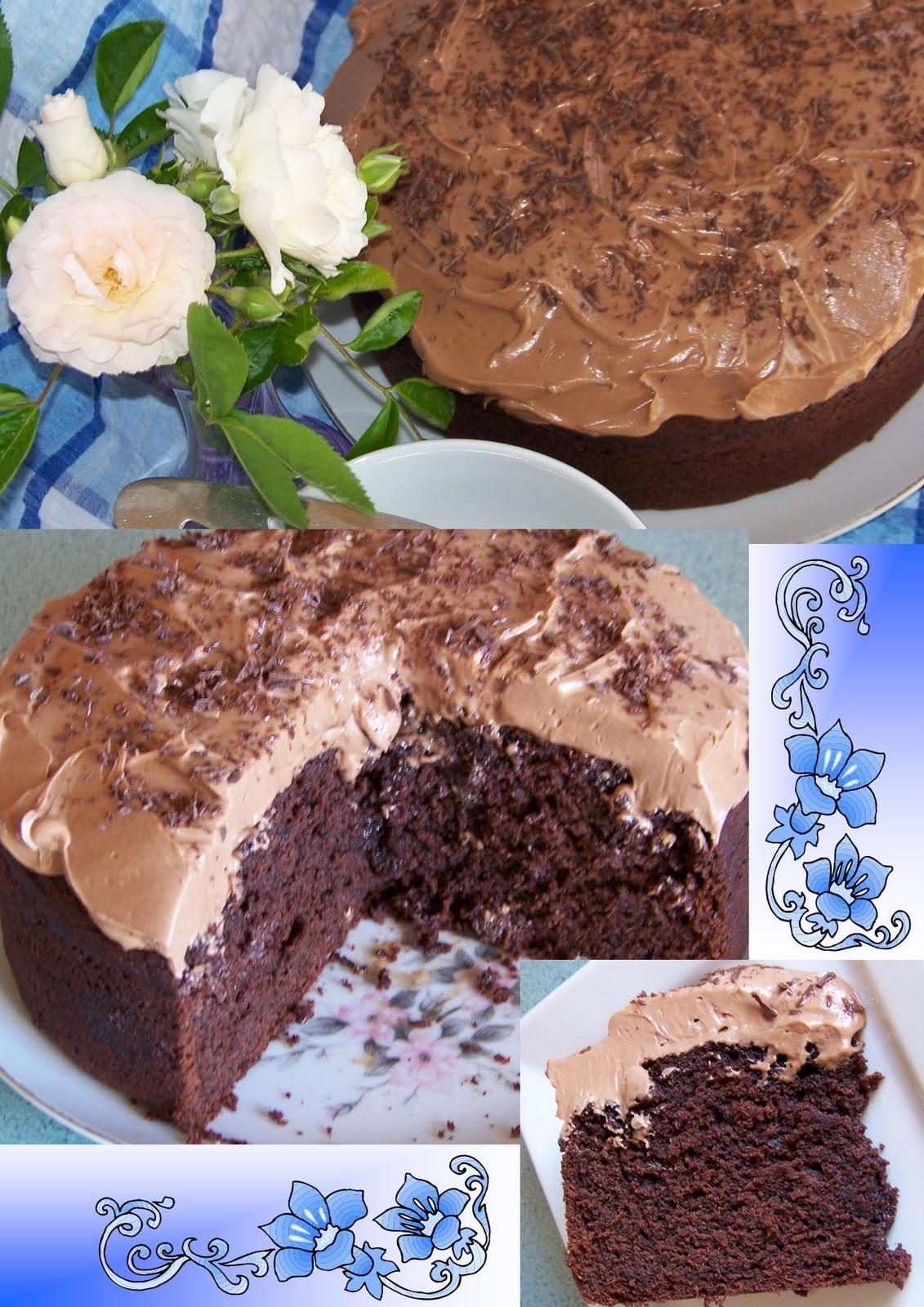 Chocolate Beetroot Cake Springform Tin