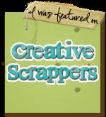 J'ai eu la chance d'être DT invitée pour Creative Scrappers le 4 avril 2010