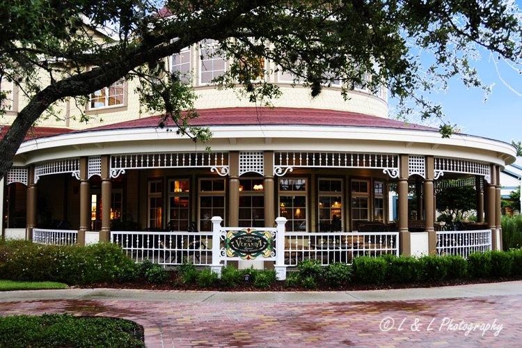 The Villages Florida Photos The Veranda Restaurant