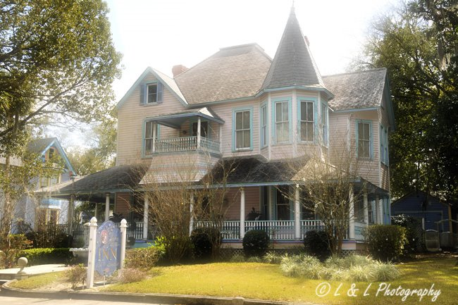 Seven Sisters Bed And Breakfast Ocala Florida