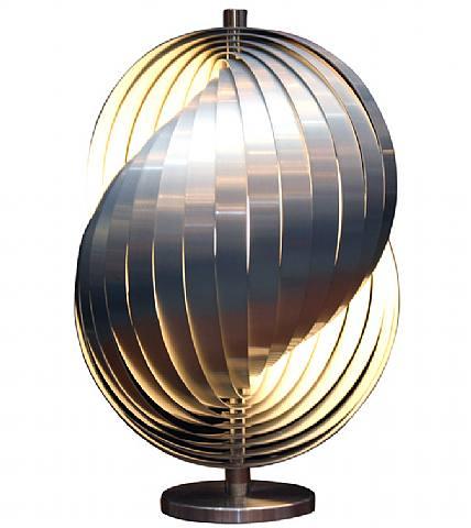 lampadaire verner panton