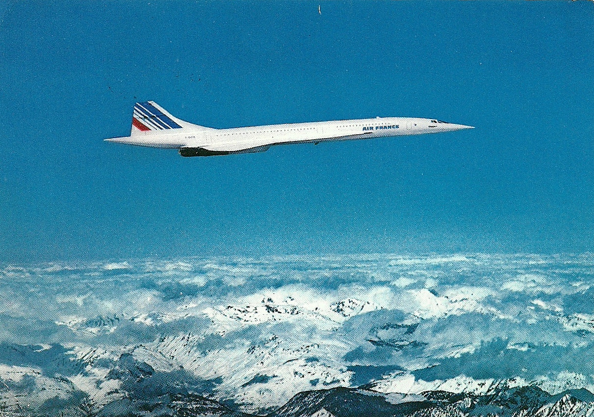 air france concorde wallpaper - photo #7