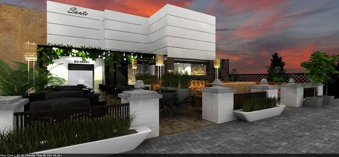propuesta de diseño / sante bar