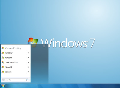 Windows 7 Eğitim CDsi