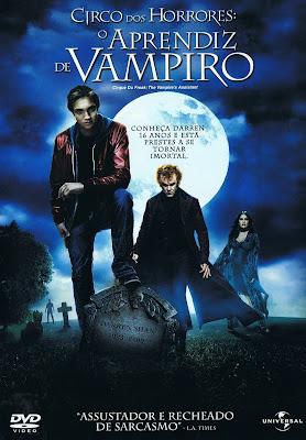 Circo dos Horrores: O Aprendiz de Vampiro - DVDRip Dual Áudio