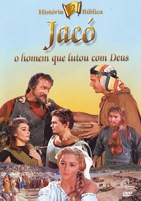 Jacó: O Homem Que Lutou com Deus - DVDRip Dublado