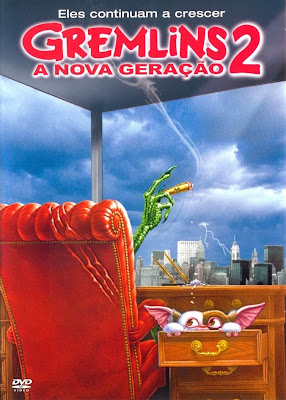 Gremlins 2: A Nova Geração - DVDRip Dual Áudio