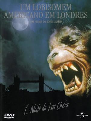 Um Lobisomem Americano em Londres - DVDRip Dublado