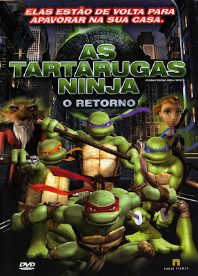 Baixar Filmes Download   As Tartarugas Ninja   O Retorno (Dublado) Grátis