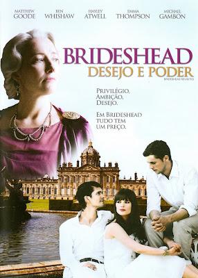 Brideshead: Desejo e Poder - DVDRip Dual Áudio