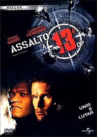 Assalto à 13ª DP - DVDRip Dublado