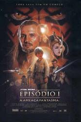 Baixar Filme Star Wars: Episódio I   A Ameaça Fantasma (Dublado) Online Gratis