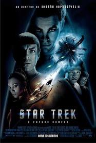 Star Trek: O Futuro Começa - DVDRip Dual Áudio