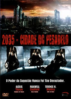 Download 2035: Cidade do Pesadelo – DVDRip Dual Áudio