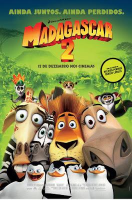 Madagascar 2 : A Grande Escapada   Dublado