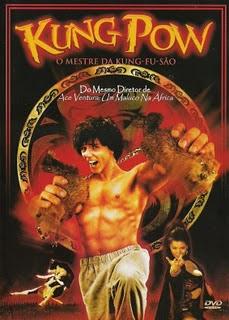 Kung Pow: O Mestre da Kung-Fu-são - DVDRip Dual Áudio