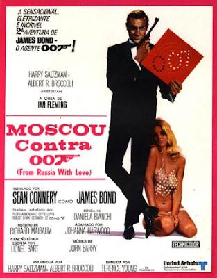 Moscou Contra 007 - DVDRip Dual Áudio