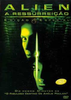 Alien 4: A Ressurreição - DVDRip Dual Áudio