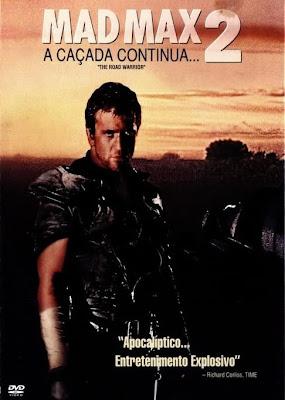 Mad Max 2: A Caçada Continua - DVDRip Dual Áudio
