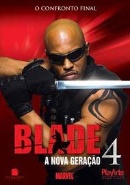 Blade: A Nova Geração 4 - DVDRip Dual Áudio