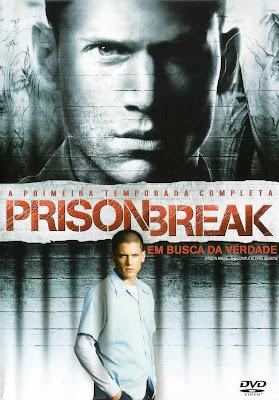 Prison Break - 1ª Temporada Completa - DVDRip Dual Áudio