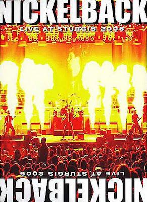 Nickelback+ +Live+at+Sturgis+2006 Download Nickelback   Live at Sturgis 2006   DVDRip Download Filmes Grátis