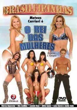 Brasileirinhas - O Rei das Mulheres com Mateus Carrieri - (+18)