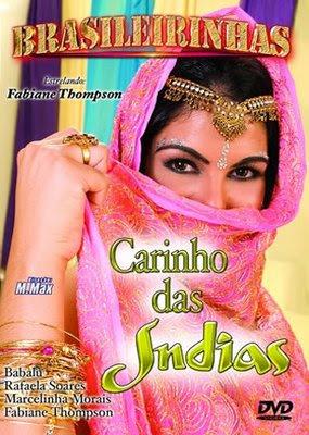 Brasileirinhas - Carinho das Indias - (+18)
