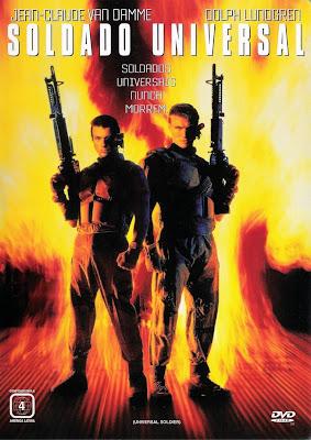 Soldado Universal - DVDRip Dublado