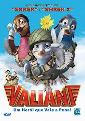 Valiant: Um Herói Que Vale a Pena – Dublado