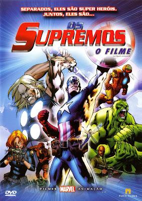 Os Supremos: O Filme - DVDRip Dublado