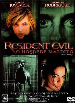 Resident Evil : O Hóspede Maldito   Dual Áudio