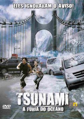 Tsunami: A Fúria do Oceano - DVDRip Dublado